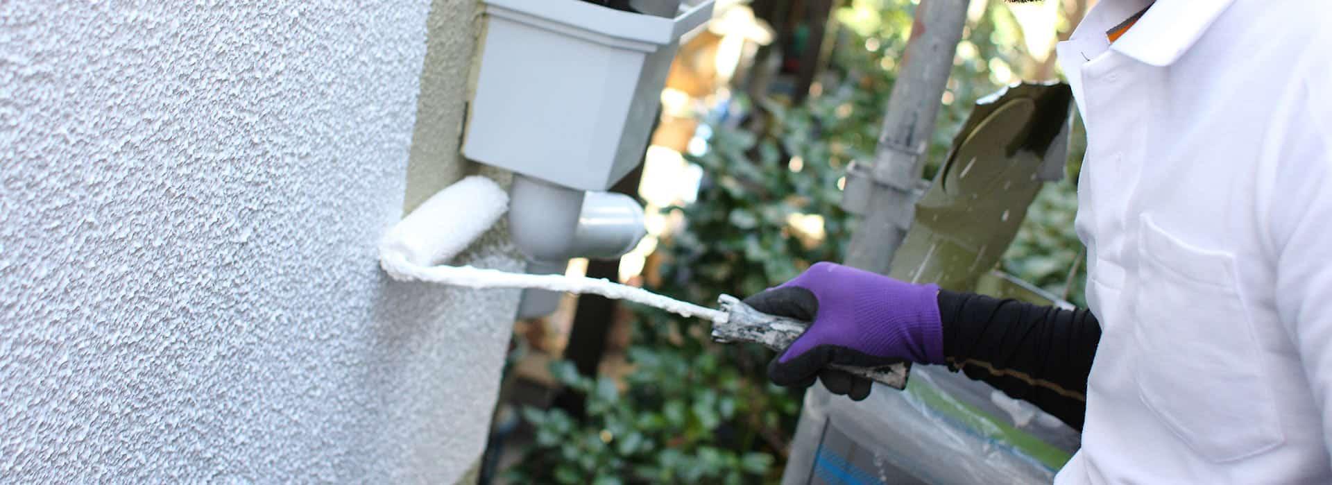 平野区のペンキ屋「池本塗装」の外壁塗装・屋根塗装など施工メニュー