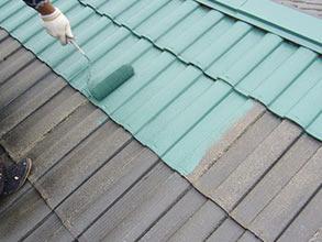 屋根塗装|池本塗装の塗装工事の施工メニュー