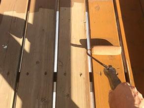 木部塗装|池本塗装の塗装工事の施工メニュー