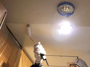 内装塗装|池本塗装の塗装工事の施工メニュー