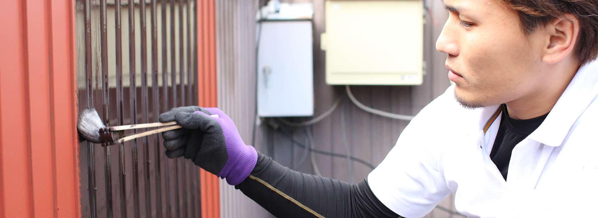 平野区のペンキ屋「池本塗装」の外壁塗装・屋根塗装・防水塗装など施工実績