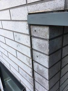 平野区にて雨漏り診断修理を含む屋上防水・外壁塗装工事 施工前