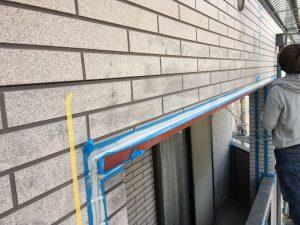 雨漏りの原因箇所には通常よりシーリングの厚みを増す
